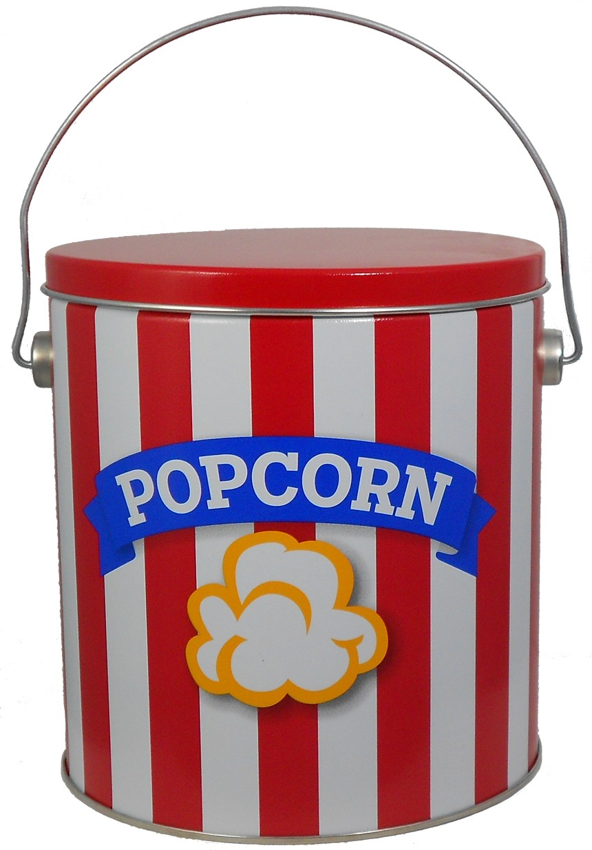 8S Blue Ribbon Popcorn