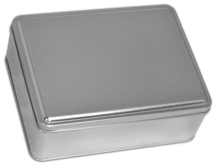 4 Rect Platinum