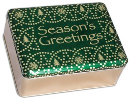 4 Rect Seasons Greetings