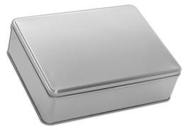 12 Rect Platinum