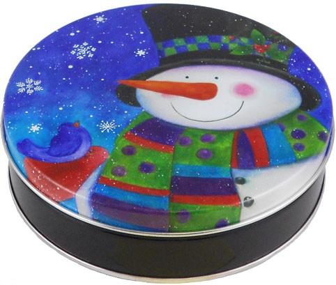 1S Top Hat Snowman