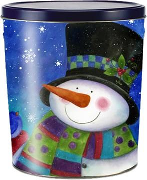 25T Top Hat Snowman