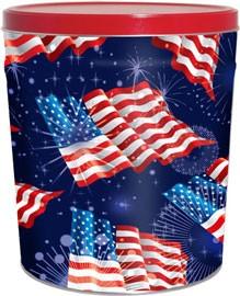 25T American Fireworks