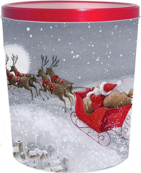 50T Santa's Sleigh