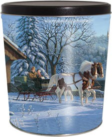 25T Winter Sleigh Ride