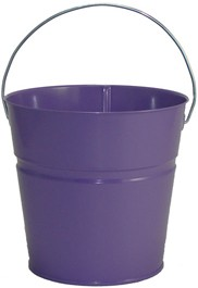2 Qt Powder Coated Bucket-Purple Radiance - 310