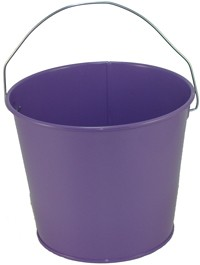 5 Qt Powder Coated Bucket - Purple Radiance 310