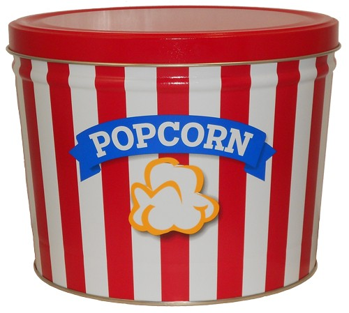 15T Blue Ribbon Popcorn
