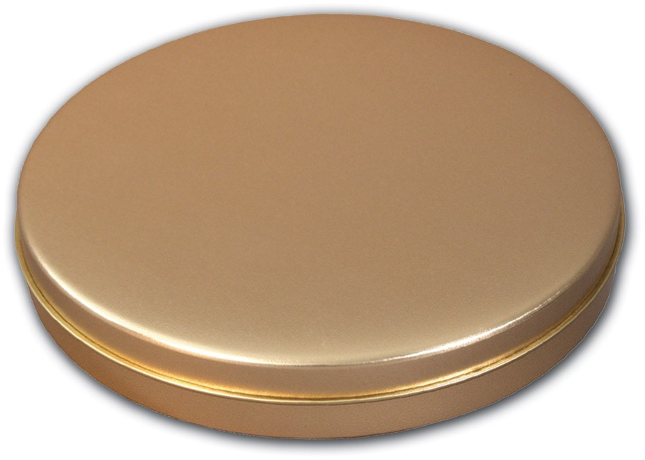 8-1/2 X 1-1/4  Drn (808) Gold