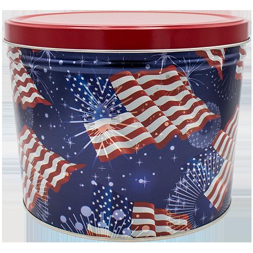 15T American Fireworks