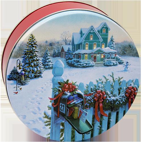 5C Christmas Mail