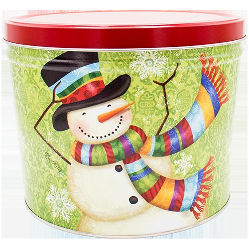 15T Scarf Snowman