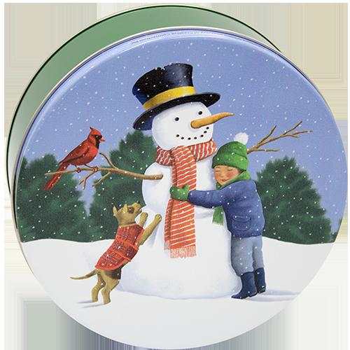 2C Snowman Hug