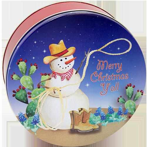 2C Southern Snowman (LA)