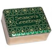 4 Rect Seasons Greetings