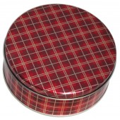 1C Metallic Plaid