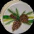 3C Festive Pine
