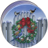 3M Picket Fence Wreath