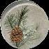 2C Pinecone & Mistletoe