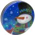 115 Top Hat Snowman
