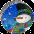3C Top Hat Snowman
