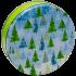 1S Winter Trees