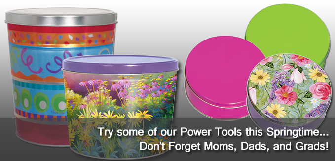 See our Spring Power Tools