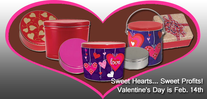 Shop Now for Valentine's Day