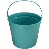 10 Qt Powder Coated Bucket - Robins Egg Blue 321