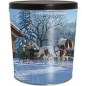 25T Winter Sleigh Ride