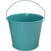 5 Qt Powder Coated Bucket - Robins Egg Blue 321