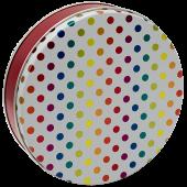 1S Metallic Dots