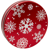 115 Red with Snowflakes (cs/20)