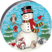 1S Forest Snowman