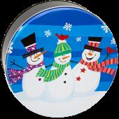5C Whimsical Snowmen (LA)
