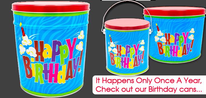 It's Birthday Tin Time!