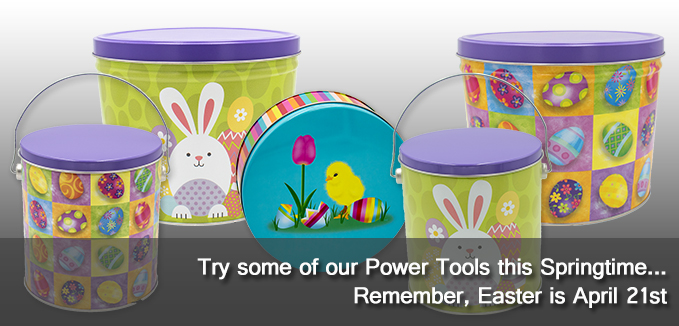 Shop Now for Springtime and Easter